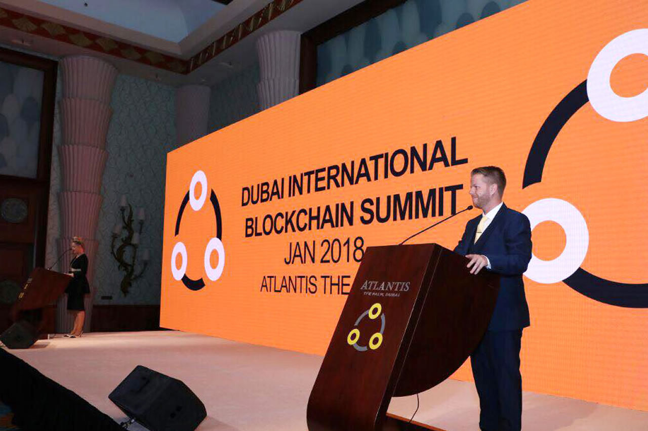 Dubai International Blockchain Summit